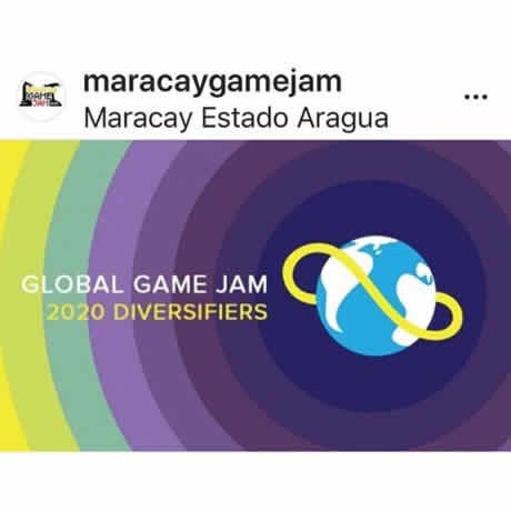 Game Jam Maracay 2020