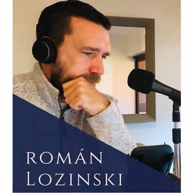 """Entrevista con el periodista Román Lozinski @rlozinski en su programa """"Intermedio"""" por el canal de televisión IVC"""