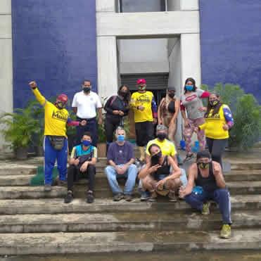 """Jornada de limpieza con nuestros amigos del grupo EcoSenderistas """"La Manada"""""""